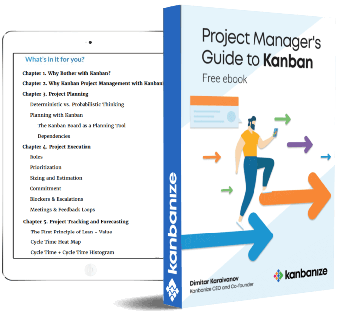 Free ebook: Project Manager's Guide to Kanban