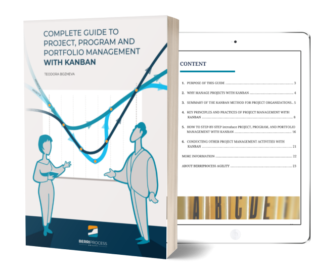 Complete Guide To Project, Program & Portfolio Management with Kanban