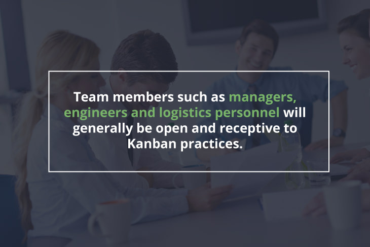 kanban is great for teams