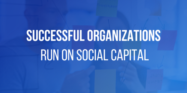 Successful Organizations Run on Social Capital