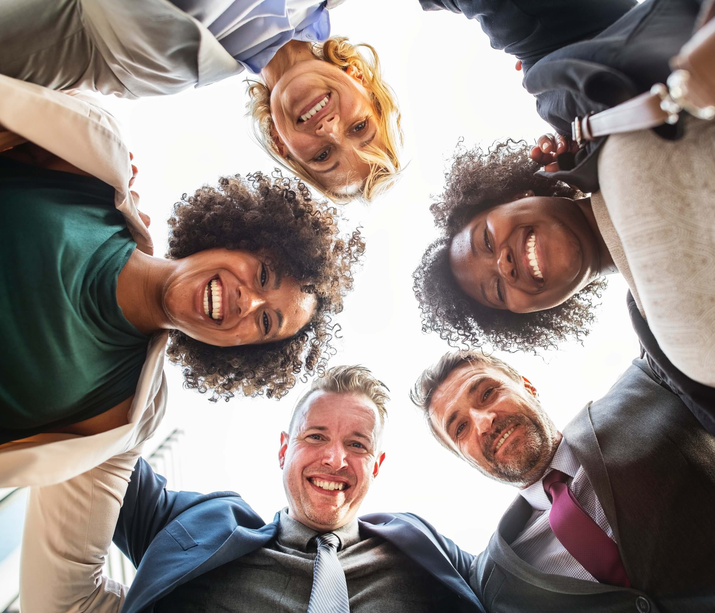 Give the stand-up meeting positive connotation