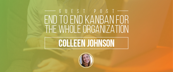 colleen johnson kanban post