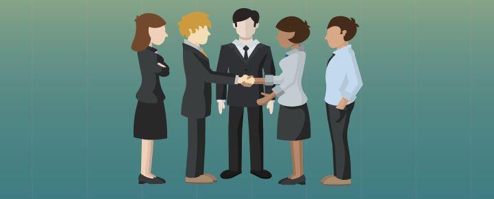 shared leadership model