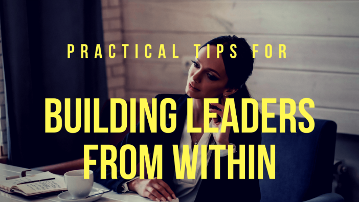 Building leaders lean
