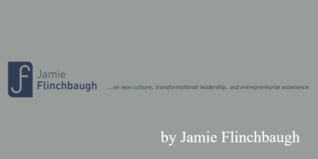 Lean blog - Jamieflinchbaugh