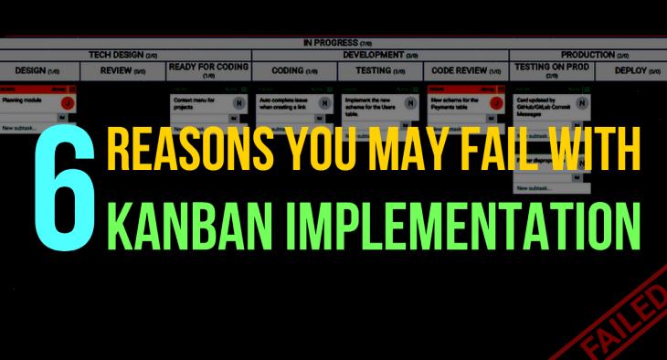 Kanban implementation