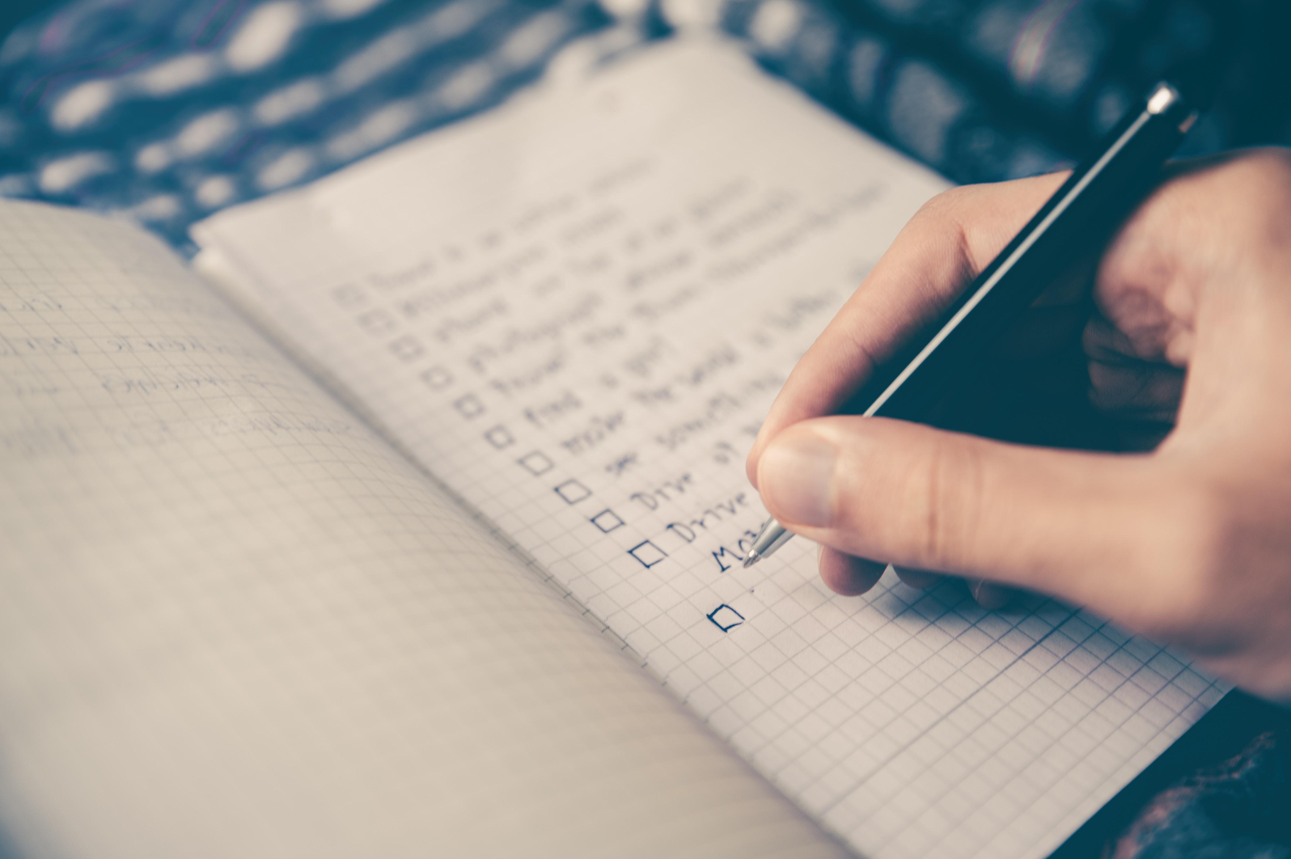Agile Checklist