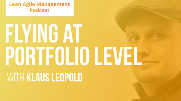 Flying at project portfolio level with Klaus Leopold
