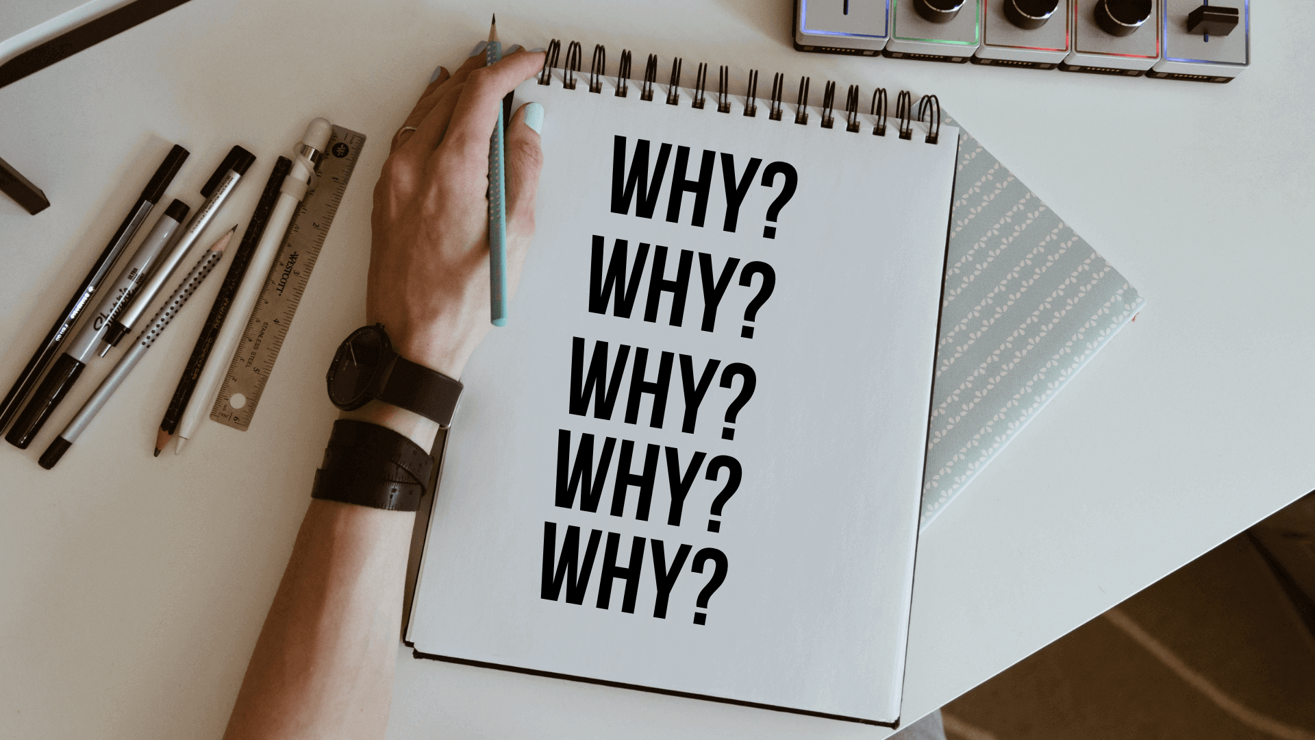 Using the 5 Whys method for process improvement