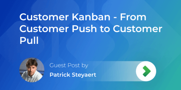 customer and upstream kanban implementation