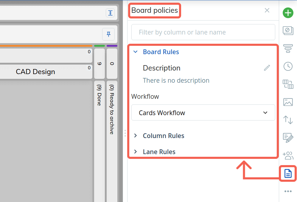 how to make process policies explicit to visualize your definition of done in kanban