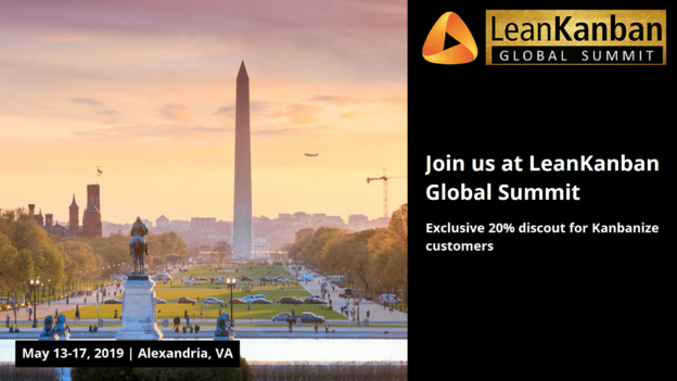Lean Kanban Global Summit North America 2019