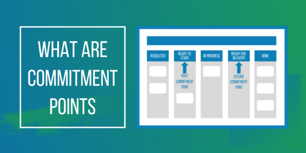 What are Commitment Points in Kanban