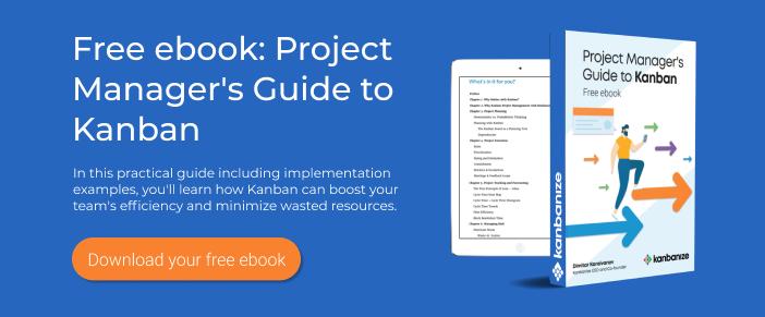 kanban pm book