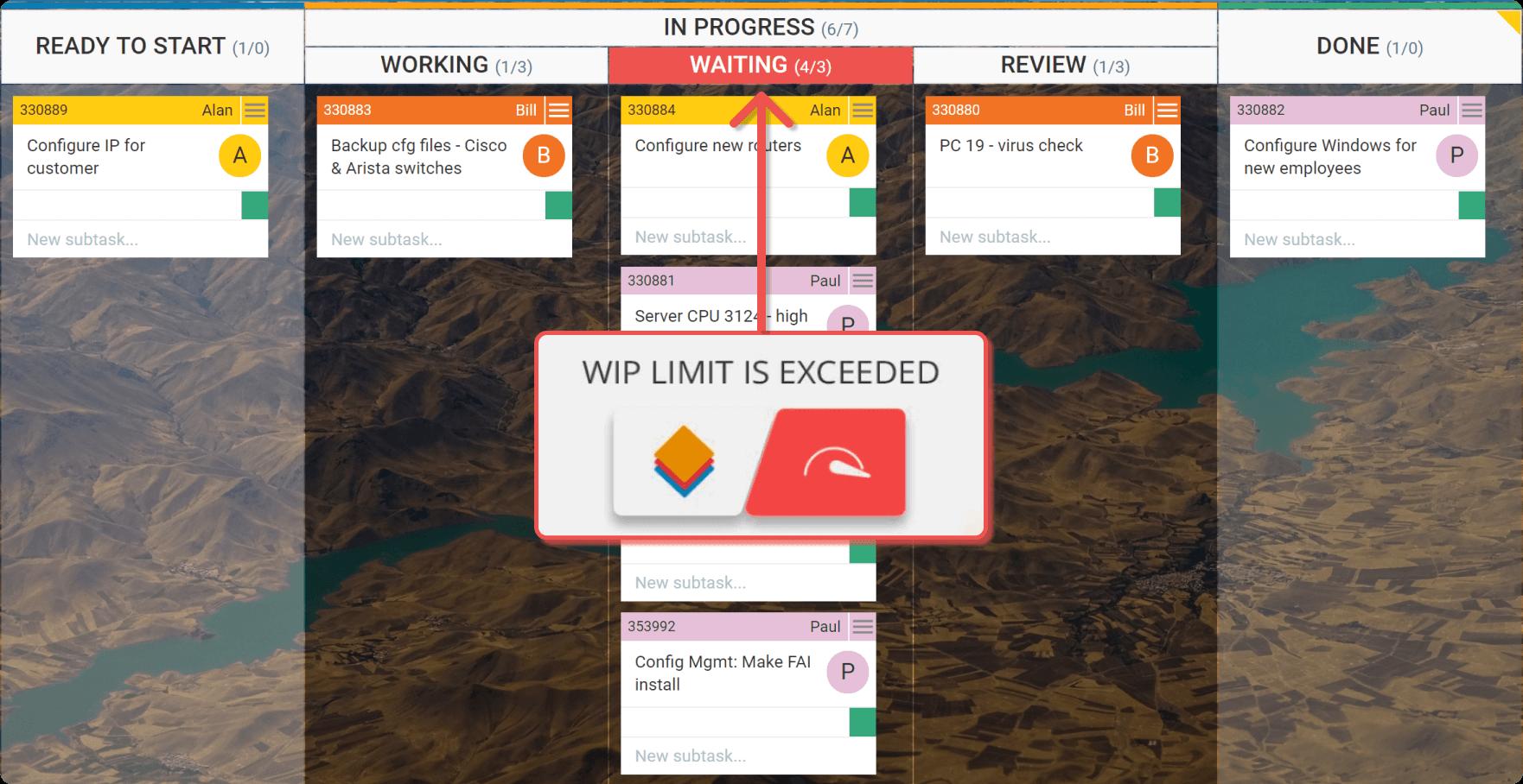 wip limit