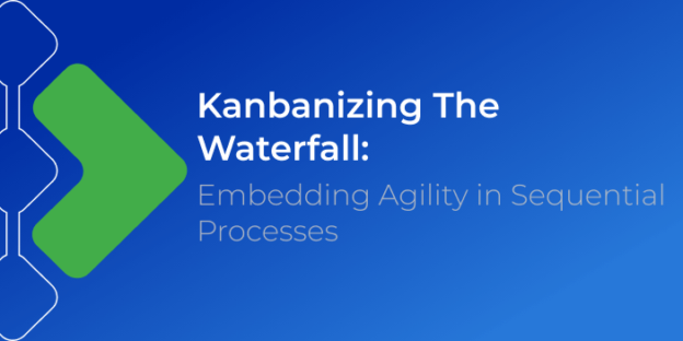 kanbanizing the waterfall