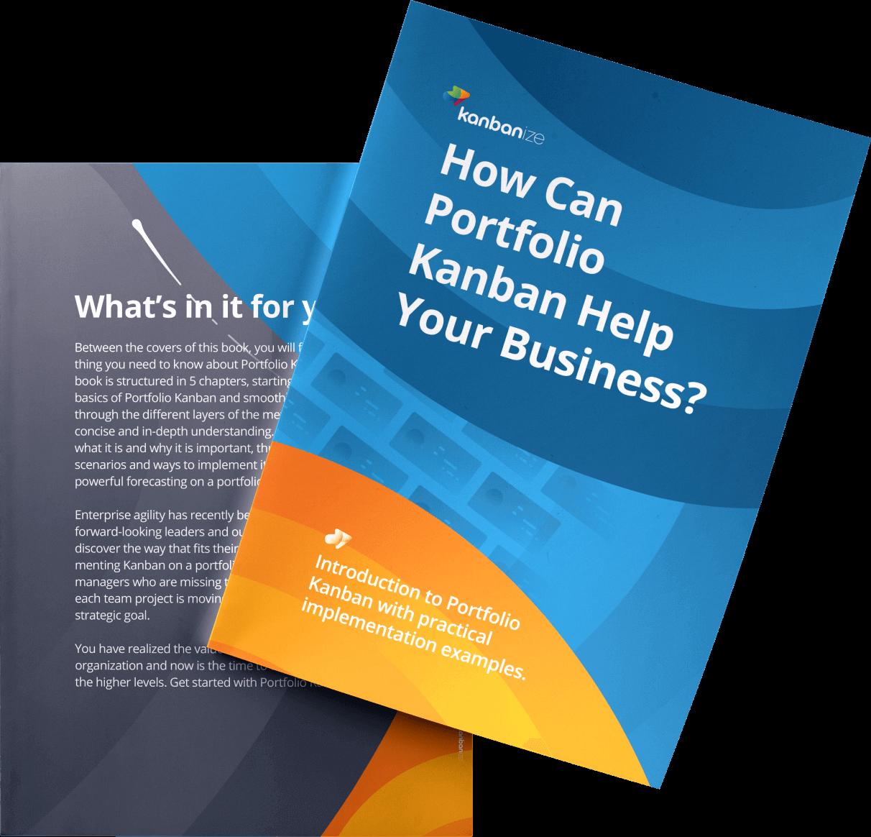 Portfolio Kanban Book