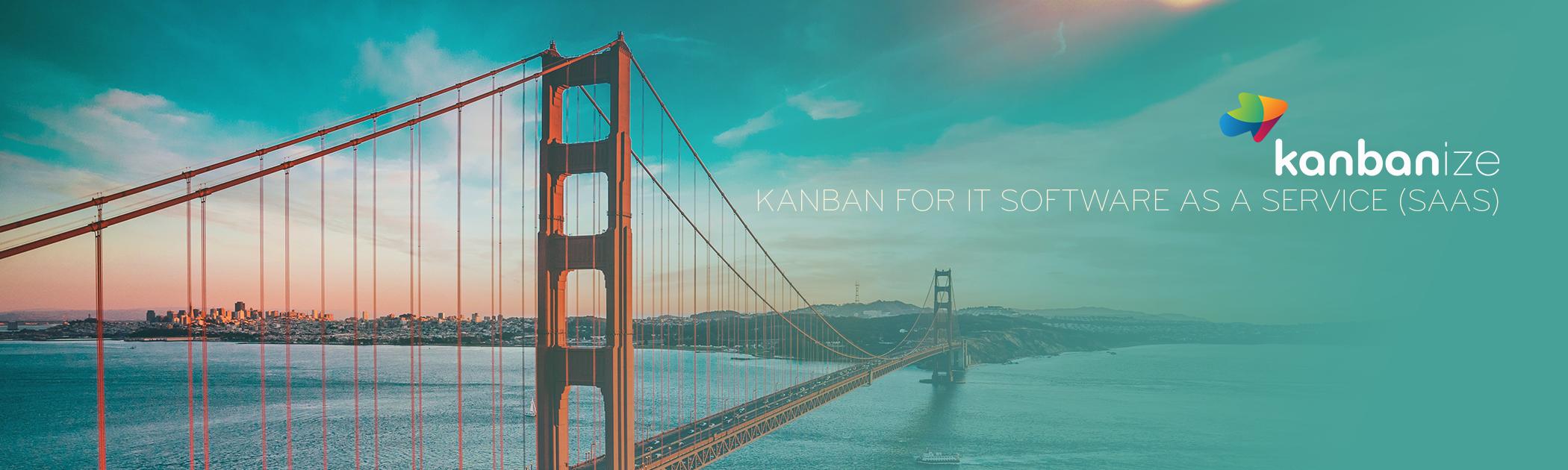 Kanban for IT SAAS