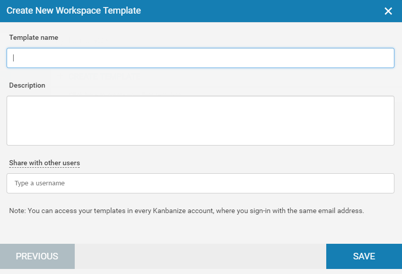 How to Manage Workspace Templates? – Kanbanize Knowledge Base