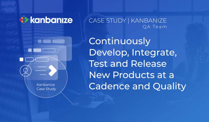 Kanban testing case study