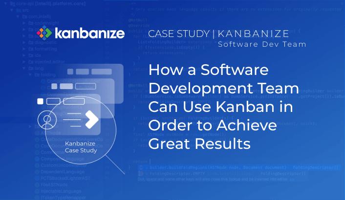Kanban software case study