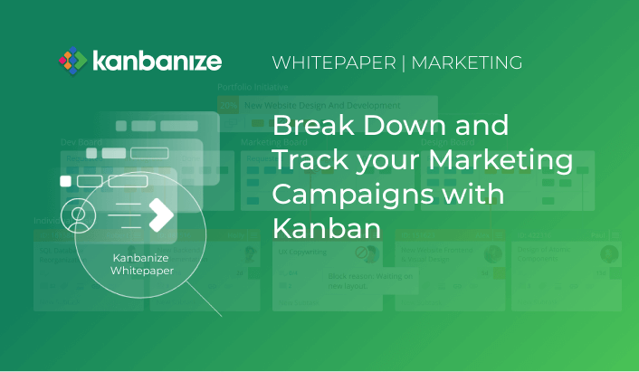 Kanban board marketing whitepaper