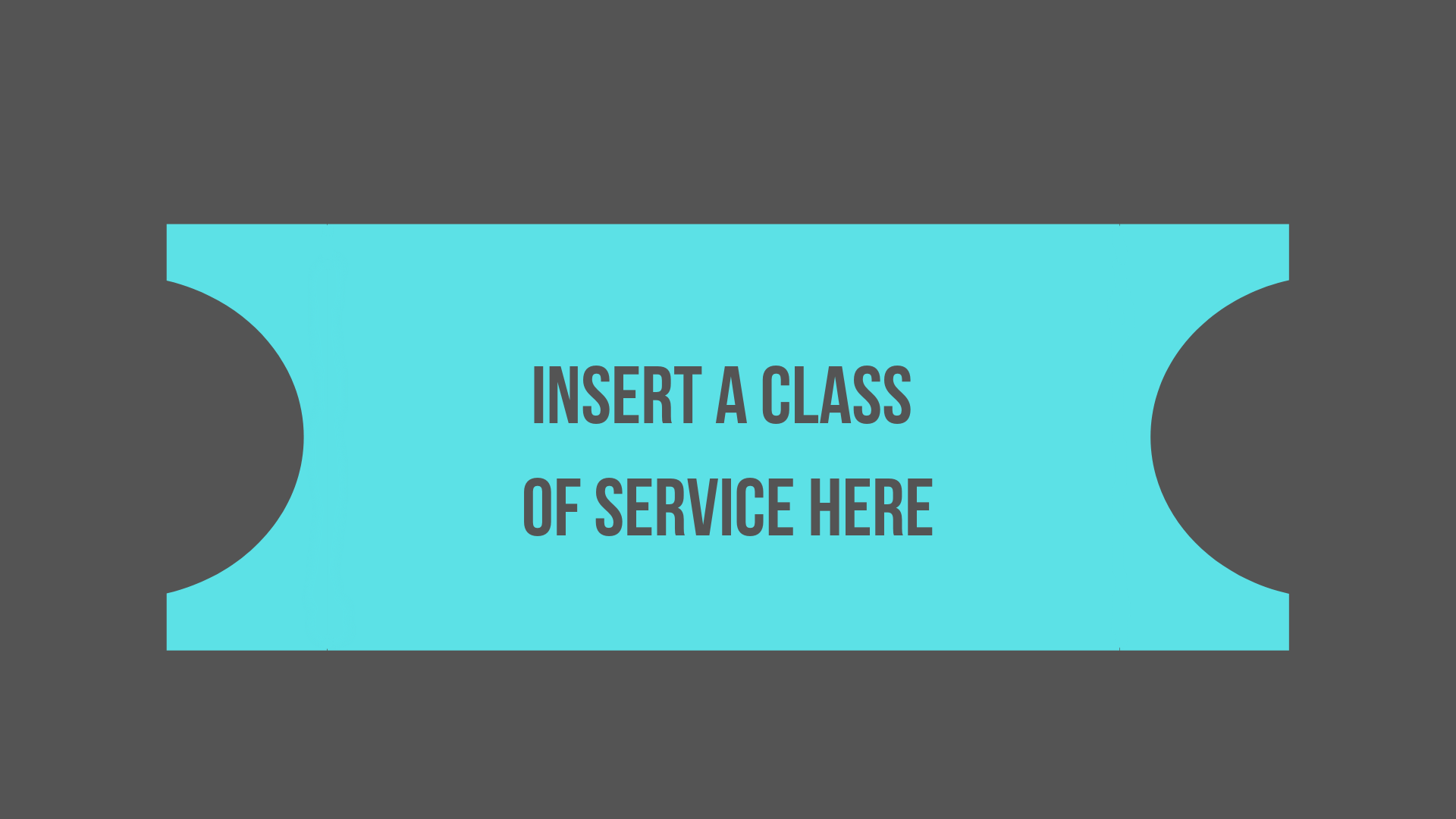You can define your very own classes of service in Kanban