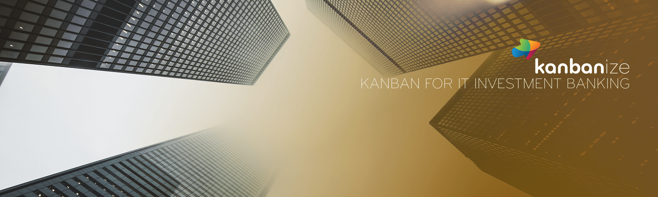 Kanban for IT investment banking